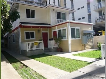 EasyRoommate US - rentals catering to mostly students - Oahu, Oahu - $650