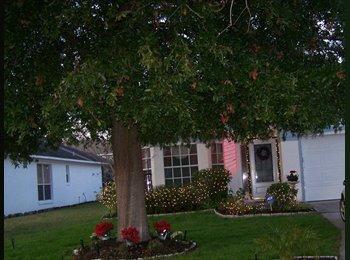 EasyRoommate US - Short Term Rental with Weekly Rate near Disney - Polk County, Orlando Area - $802