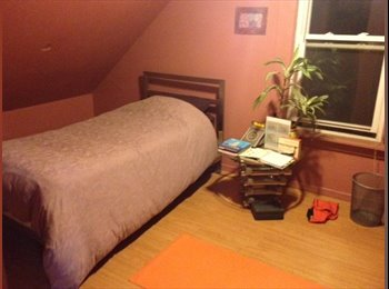 EasyRoommate US - Private Bedroom Under The Eaves - New Brighton, New York City - $600