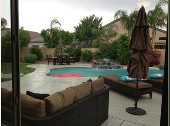 EasyRoommate US - Room For Rent Beautiful House In North Scottsdale - Scottsdale, Scottsdale - $800