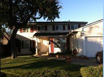 EasyRoommate US - 1 bedroom available in large SJ home! - San Jose, San Jose Area - $850