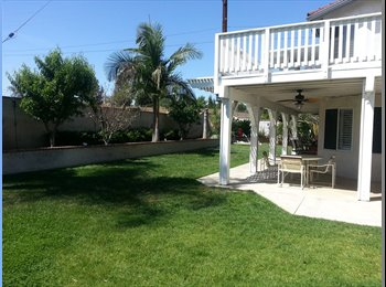 EasyRoommate US - 3 ROOMS FOR RENT IN BEAUTIFUL MISSION GROVE HOME!! - Riverside, Southeast California - $600