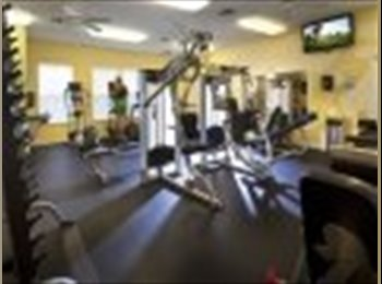 EasyRoommate US - Subleasing 1/1 in a 4/4 apartment in The Enclaves - Gainesville, Gainesville - $534