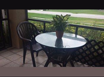 EasyRoommate US - Bedroom with Private Bath - Boynton Beach, Ft Lauderdale Area - $650