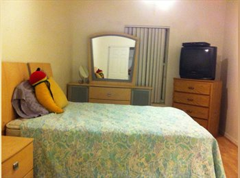 EasyRoommate US - room for rent - Weston, Ft Lauderdale Area - $600