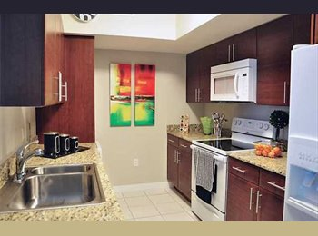 EasyRoommate US - Mary Brickell Apartment, Perfect location - Brickell Avenue, Miami - $1250