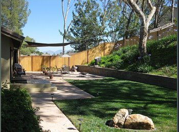 EasyRoommate US - Private room/bath, gated community Escondido - Escondido, San Diego - $700