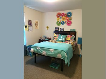 EasyRoommate US - Subleasing 1 bedroom in a 3 bedroom apartment! - San Marcos, San Marcos - $567