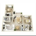 EasyRoommate US 1 bedroom, 1 Private bath available in Herndon Apt - Arlington - $ 810 per Month(s) - Image 1