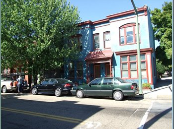 EasyRoommate US - Charming 3 bedroom town house in fan for rent - Richmond Central, Richmond - $1500