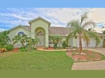 EasyRoommate US - Room in Brook Hallow - Melbourne, Other-Florida - $465