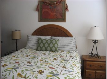 EasyRoommate US - Tree House Room - Lake, Northern California - $650