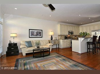 EasyRoommate US - Shared townhouse in Urbana - Frederick, Other-Maryland - $1000