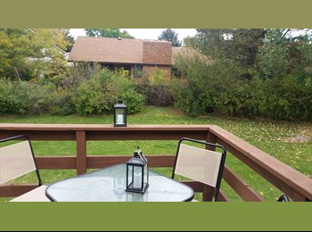 EasyRoommate US - 1 bedroom in a house with  own bathroom  - Fort Collins, Fort Collins - $650
