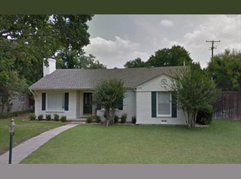 EasyRoommate US - Room for rent in Ridglea North - Westover Hills, Fort Worth - $650