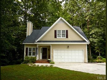 EasyRoommate US - Stylish 4Bed 3Bath Family Home - Raleigh, Raleigh - $500