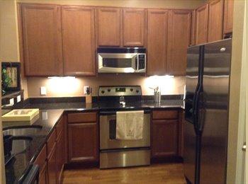 EasyRoommate US - Private Bedroom with bathroom for rent in Gilbert - Gilbert, Phoenix - $600