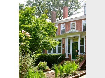 EasyRoommate US - A special place -Hampden/Roland Park - Central, Baltimore - $1445
