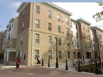 EasyRoommate US - North Campus Courtyards Apartment - Ann Arbor, Ann Arbor - $824