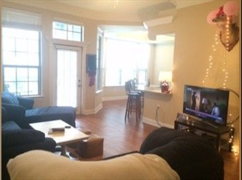 EasyRoommate US - $640/Month 1/Br 1/Bath Luxury Condo Room Available - Central, Columbus Area - $640