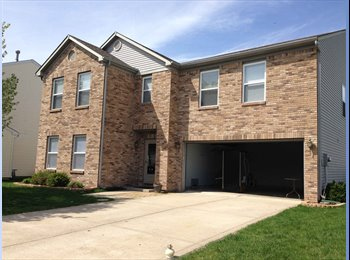 EasyRoommate US - Seeking roommate to share 3500 sq. ft. home - Indianapolis, Indianapolis Area - $600