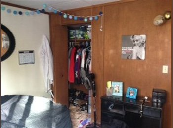 EasyRoommate US - Subleaser Needed Jan-May 2015 - Eau Claire, Eau Claire - $385