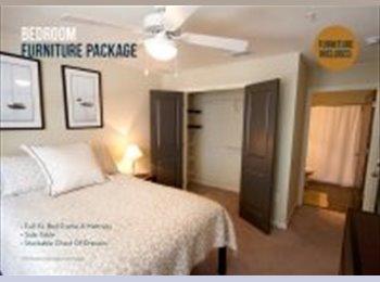 EasyRoommate US - 1 bedroom/bathroom in 4/4 Woodlands of Gainesville - Gainesville, Gainesville - $480