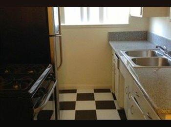 EasyRoommate US - 1bads/1bath apartament for rent $1100 - Hollywood, Los Angeles - $1100