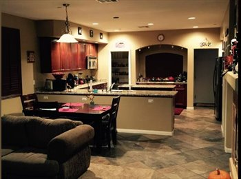 EasyRoommate US - Nice House in Great Area Fully Furnished Room Incl - Greensboro, Greensboro - $750