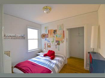 EasyRoommate US - 2 Rooms Available in a Shared apartment!!!!! - Lakeview, Chicago - $750