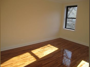 EasyRoommate US - Sunny, Spacious Room in 3 BR Condo - Washington Heights, New York City - $1100
