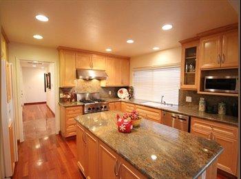 EasyRoommate US - Amazing 4bd 3.5 bath Executive Home - Saratoga, San Jose Area - $1500
