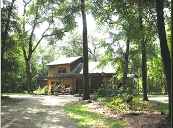 EasyRoommate US - Enjoy River and Beautiful home,10 acre wooded lot - Gainesville, Gainesville - $1200
