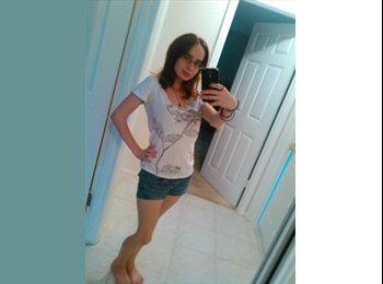 EasyRoommate US - Jessica johnson - 20 - Gainesville