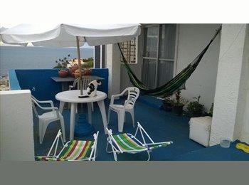 EasyQuarto BR - QUARTO COM VISTA MAR - Cidade Alta, Salvador - R$800