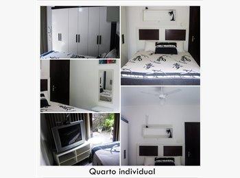 EasyQuarto BR - Aluga-se quartos anual e temporada! - Cidade Alta, Salvador - R$750