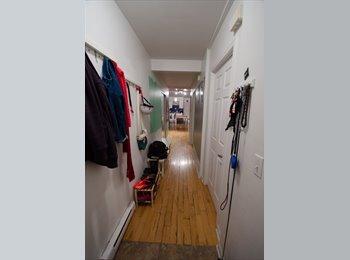 EasyRoommate CA - chambre a louer/ room to rent - Mercier - Hochelaga - Maisonneuve, Montréal - $550
