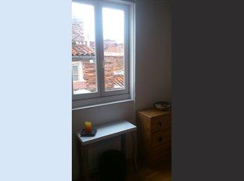 Appartager FR - Petite chambre aux Carmes pour 5 mois (NOV à MARS) - Les Carmes, Toulouse - €360