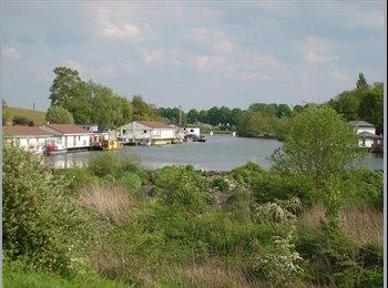 EasyKamer NL - Living on large a houseboat 2 km centre Maastricht - Centrum, Maastricht - €495