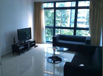EasyRoommate SG - Common Room available for LONG TERM NOW - Farrer Park, Singapore - $1300
