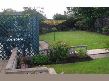 EasyRoommate UK - Quiet cul de sac, sunny room, large garden, clean  - Blacon, Chester - £220