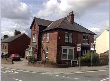 EasyRoommate UK - Spacious Period Property - Whittington, Chesterfield - £325