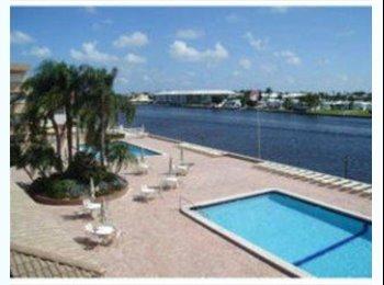 EasyRoommate US - Boynton Beach -Wtfrnt- Yr Round or Seasonal Rental - Boynton Beach, Ft Lauderdale Area - $600