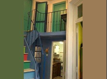 CompartoDepto AR - Habitación compartida en hermosa casa - Villa Crespo, Capital Federal - AR$1650