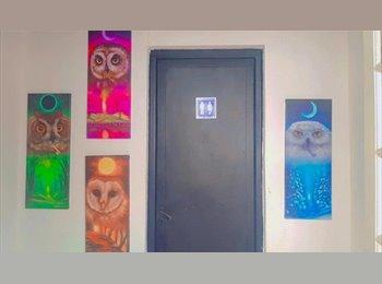 CompartoDepto AR - Casa a compartir en zona centro - Rosario Centro, Rosario - AR$1750