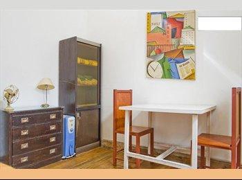 CompartoDepto AR Habitacion Simple luminosa/silenciosa en San Telmo - San Telmo, Capital Federal - AR$2800 por Mes(es) - Foto 1