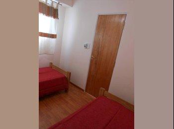 CompartoDepto AR - Habitación a compartir para estudiante varón - Rosario Oeste, Rosario - AR$1400