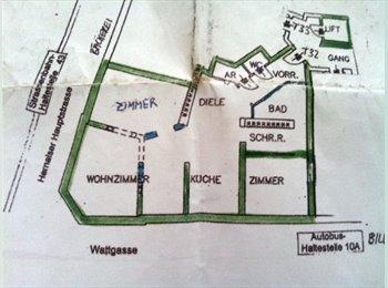 EasyWG AT - Traumhafte Dachgeschosswohnung mit Dachterasse - Wien 17. Bezirk (Hernals), Wien - €350