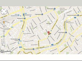 EasyWG AT - ~28m² Nähe Mariahilferstraße € 410, - Wien  6. Bezirk (Mariahilf), Wien - €410