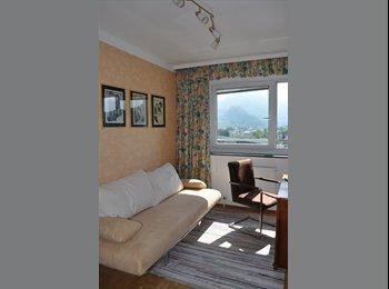 EasyWG AT -  WG Zimmer 25 qm, zentral am HBh mit Balkon - Salzburg, Salzburg - €450